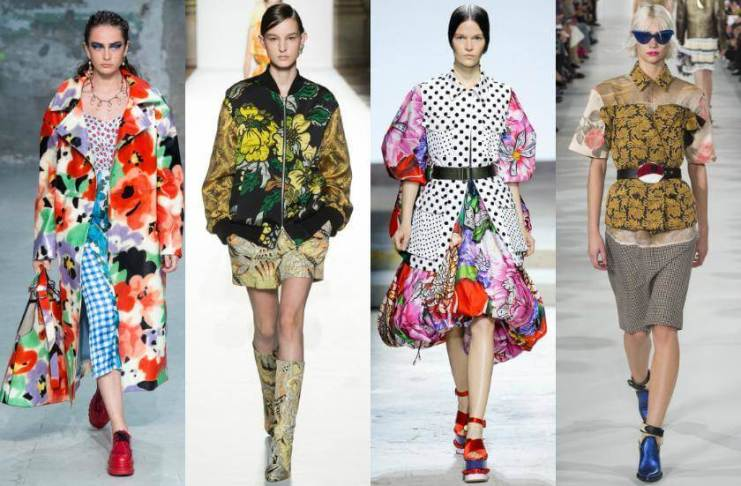 Spring fashion trends 2018