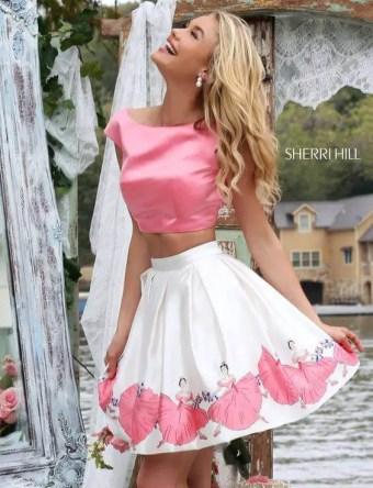Fancy/Sequined Skater Skirts