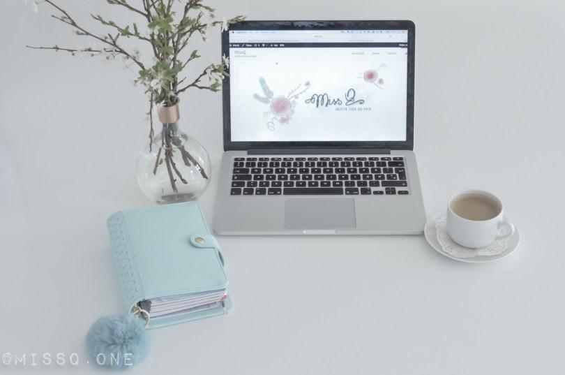 MissQ blog Mit første indlæg