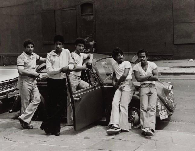 Builder Levy: Volkswagen Group, Bushwick, Brooklyn, 1978