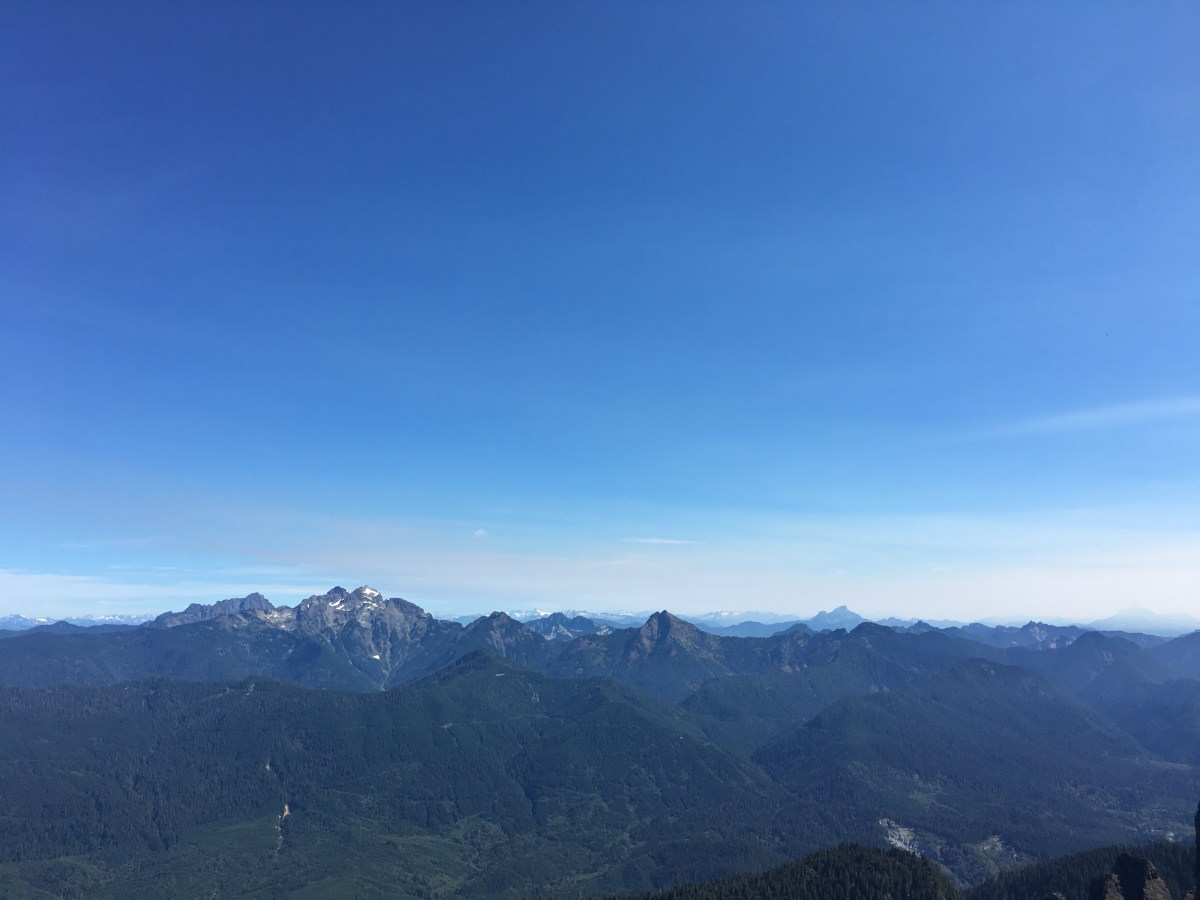 Mount Pilchuck and Next Level Hiking Status