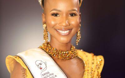 Shudufhadzo Musida crowned Miss South Africa 2020