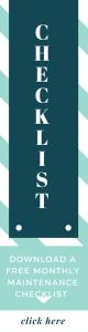 WordPress Monthly Checklist|Miss Task