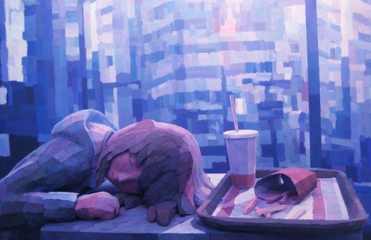 AJISAI de Shintaro Ohata