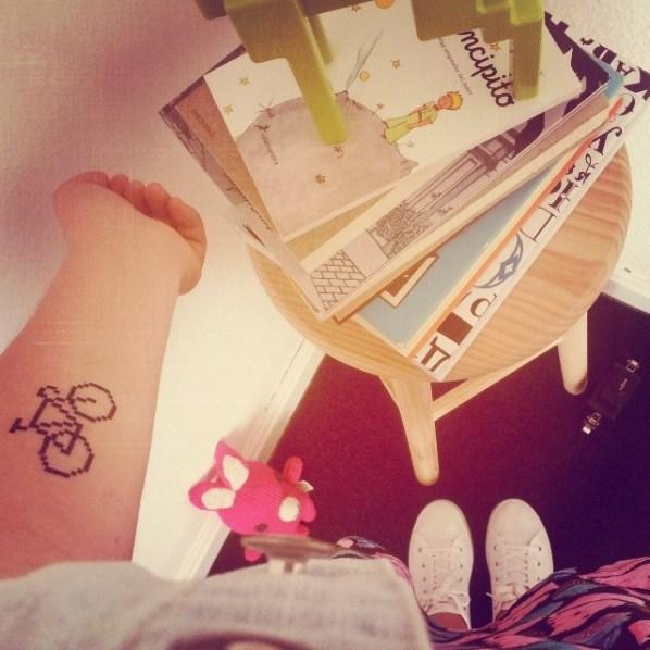 Tatuaje Temporal Tattly