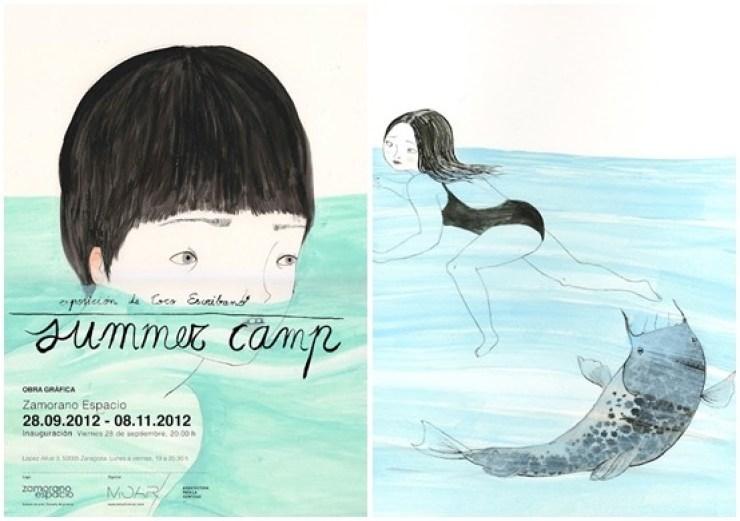Summer Camp Coco Escribano