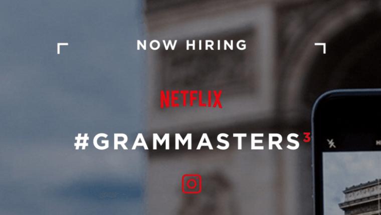 grammasters en netflix