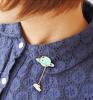 Broche Pin Conejito Japones