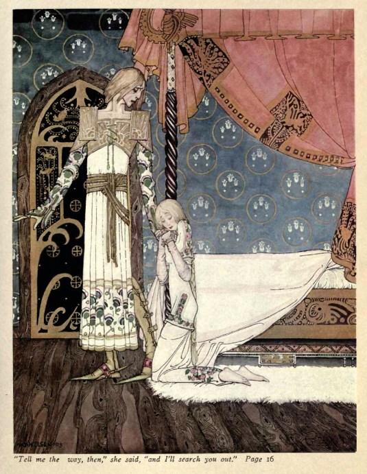 Ilustracion cuentos infantiles Key Nielsen
