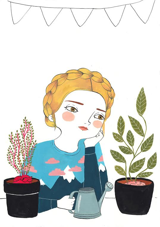 Ilustracion Maria Hesse