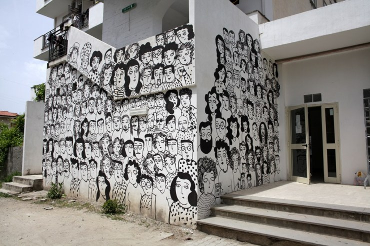 Mural Sara Fratini