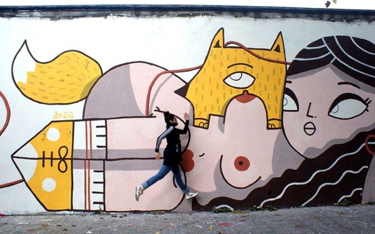 Muro Amaia Arrazola