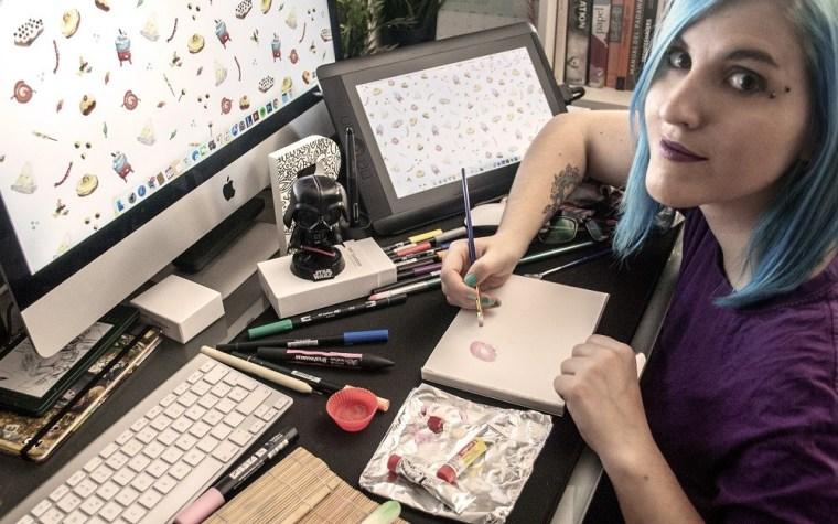 Entrevista Sara Gummy