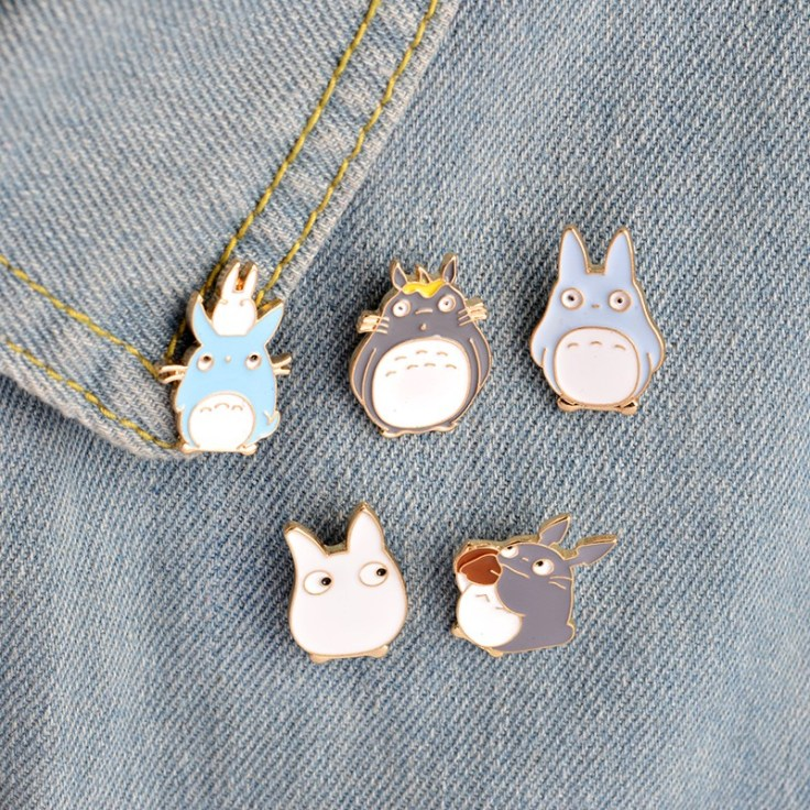 Pin Broche Totoro