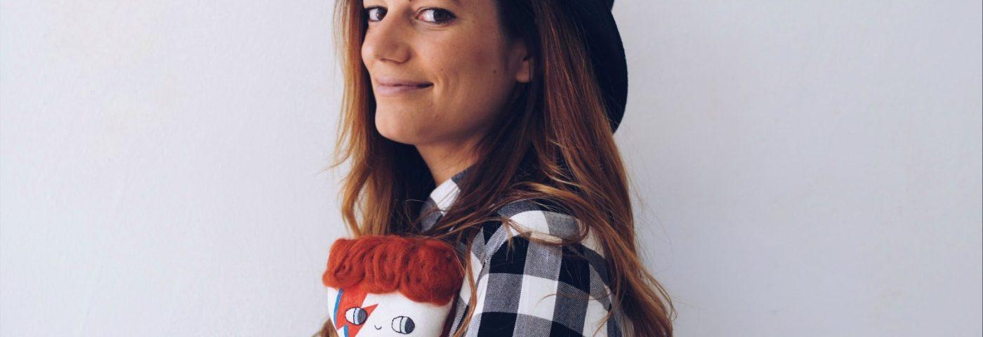 Entrevista a Elena Sánchez de LeleLerele, peluches y muñecos con alma
