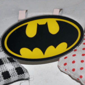 logo batman pin