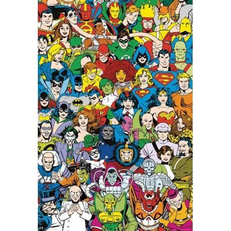 personajes DC Comics