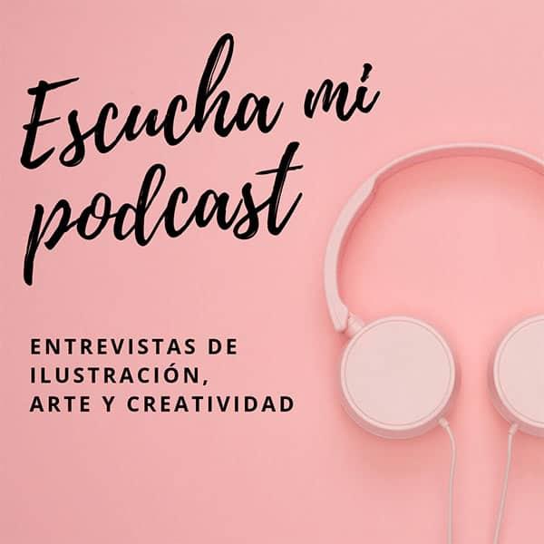 Escucha mi podcast
