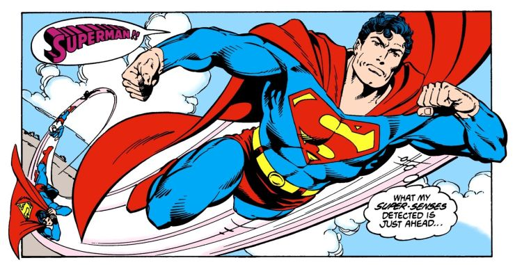 John Byrne Superman