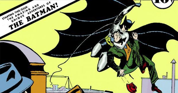 Origen de Batman