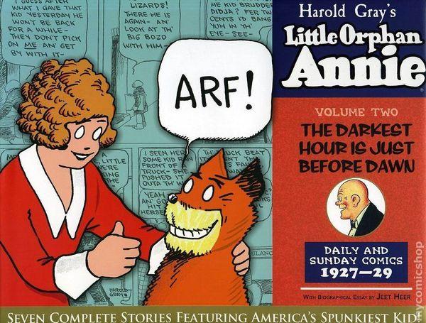 Annie Comic