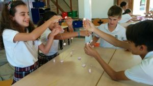 Building a tower, building a team