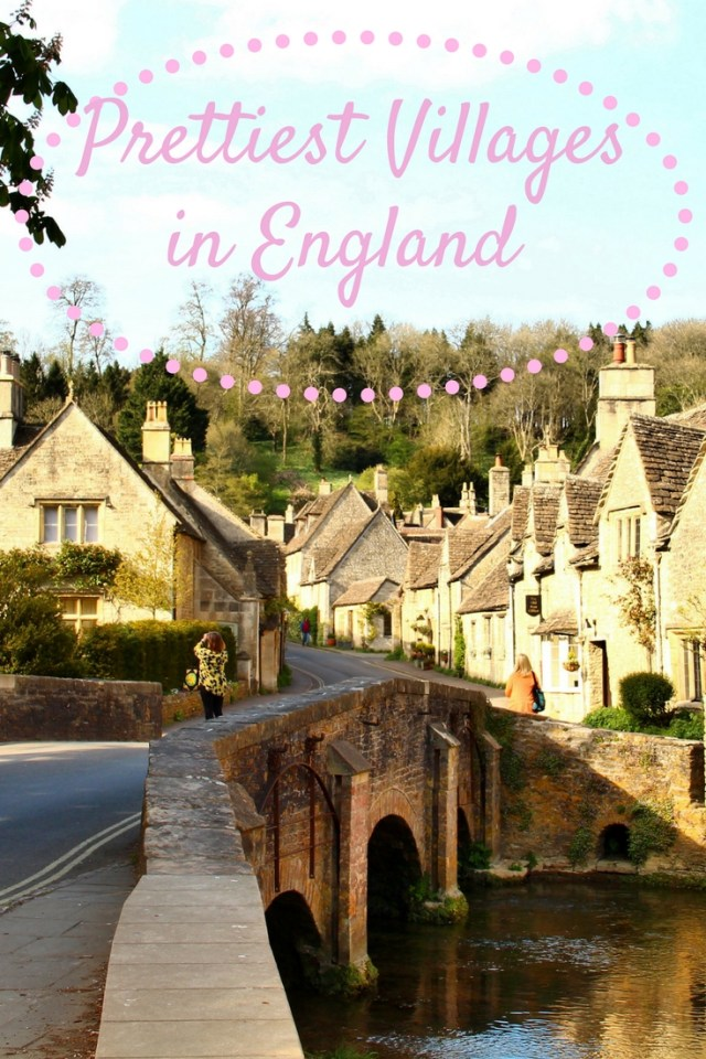Prettiest Villages in Cotswolds, England