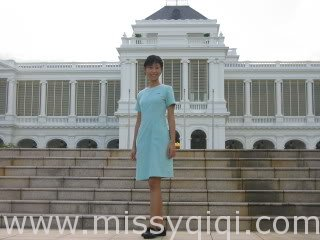 A rare opportunity to go to Istana during Nurses Day