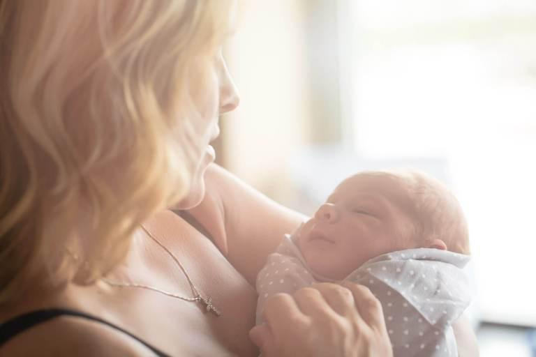 Nash Kingston | Pittsburgh Newborn Photographer | St. Clair Hospital