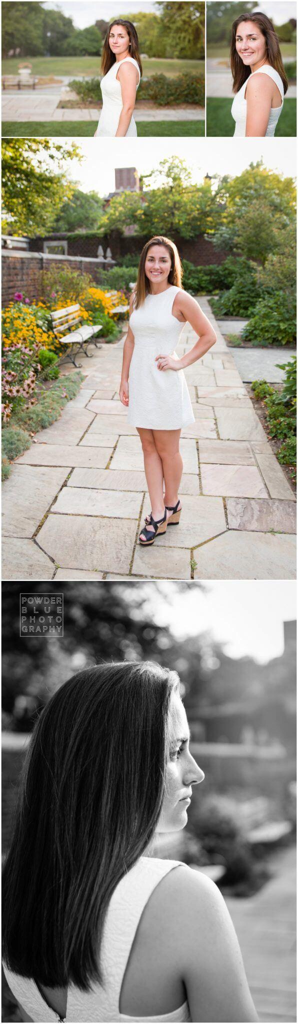 Pittsburgh senior photographer senior girl mt lebanon senior session mellon park pittsburgh