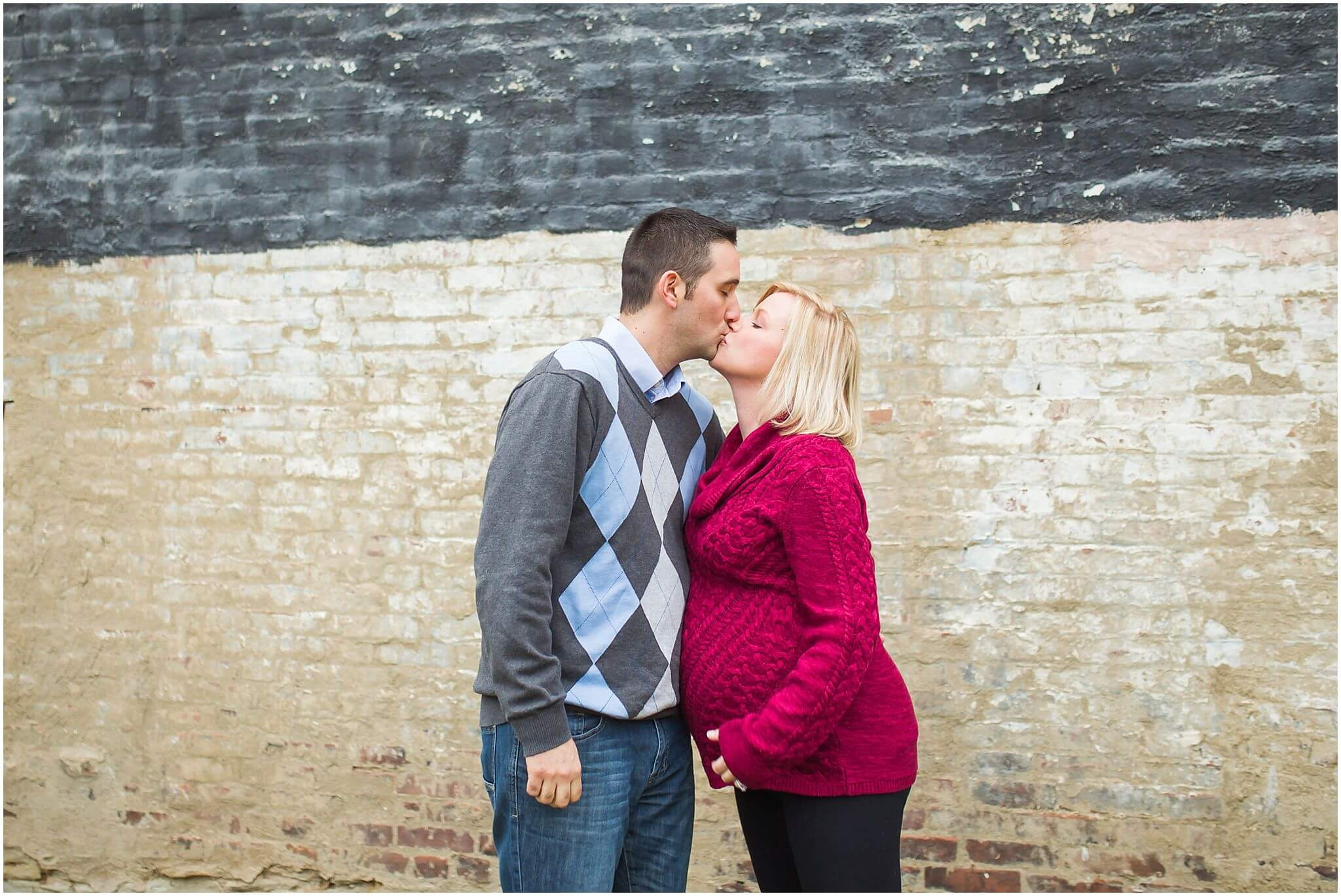 Maternity Session with Jaclyn & Thomas | Twins