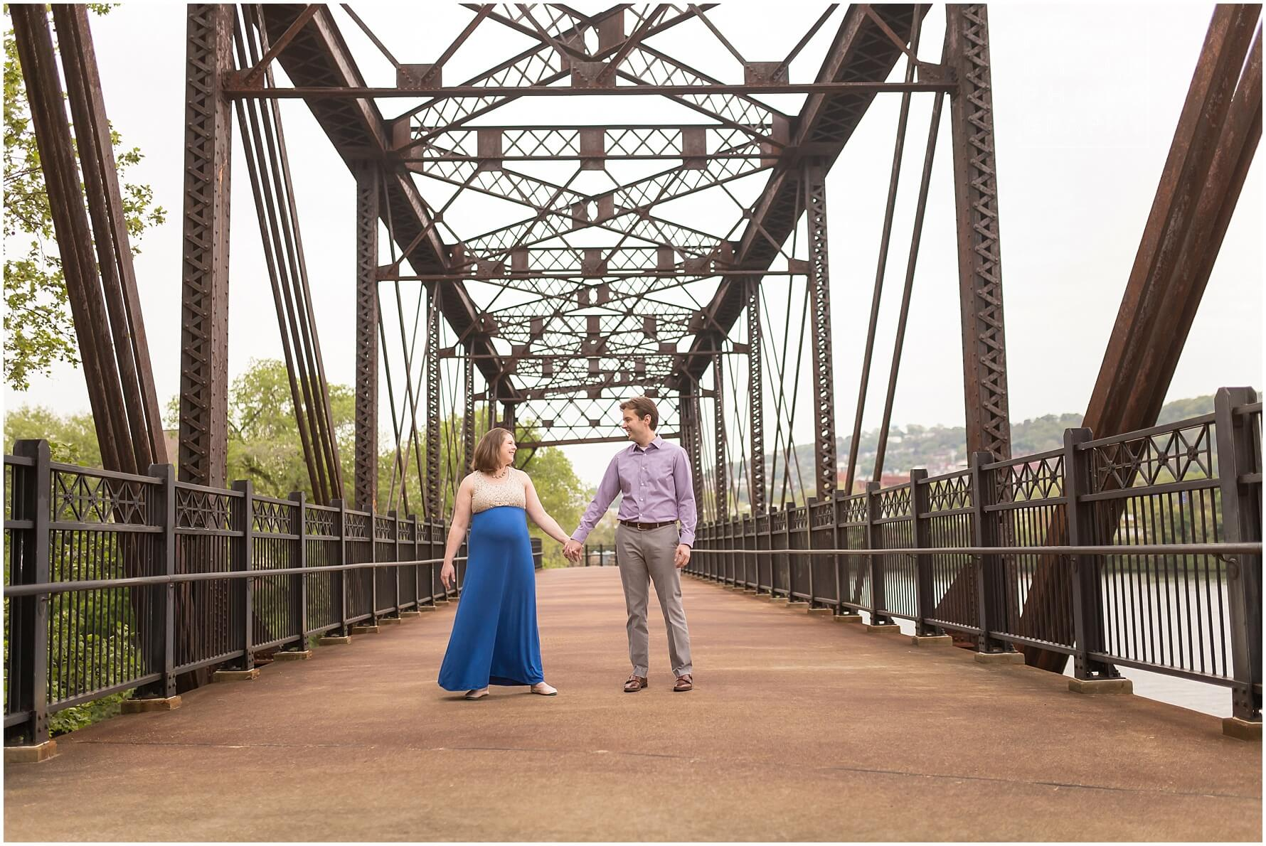 Ron & Katie Maternity Session
