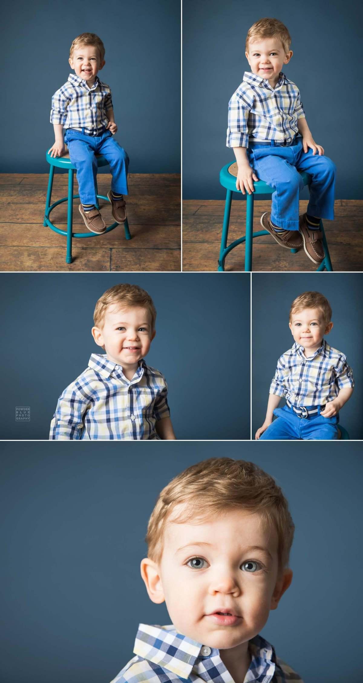 pittsburgh photography studio. aquamarine blue seamless paper by savage.