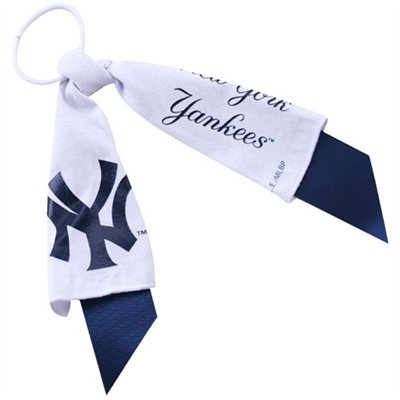NY Yankees Ponytail Holder