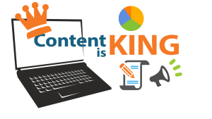 Importance of content in online marketing