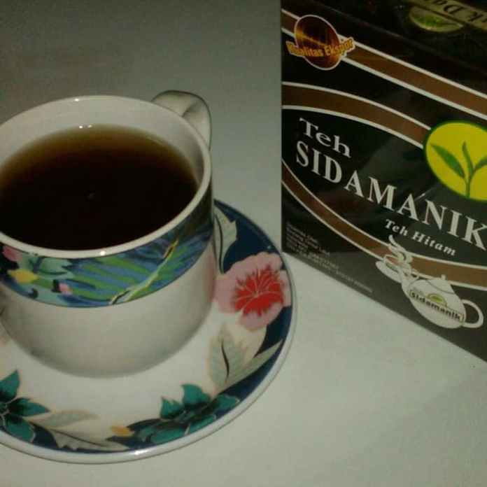 Teh Sidamanik.(f:mistar/ist)
