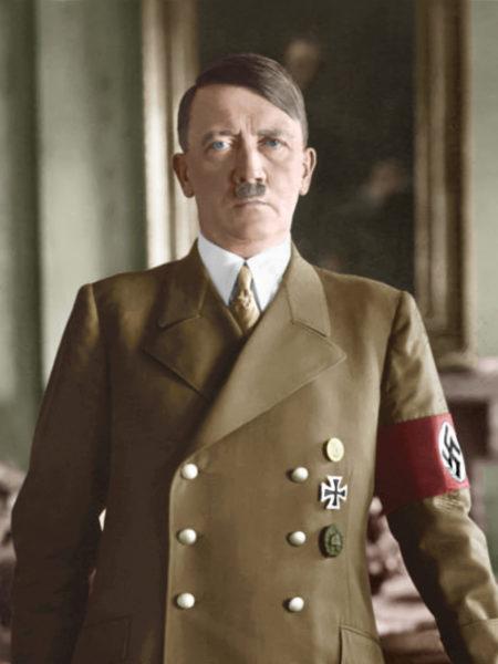 Yahudi Khawatir, Catatan Pidato Diktator Nazi Hitler Dilelang