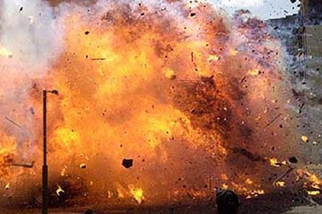 Ledakan Mengguncang Restoran di Irak
