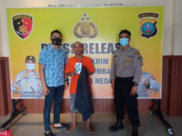 Seorang Perampok Spesialis Dalam Angkot di Medan Ditangkap, Dua Lagi Diburu