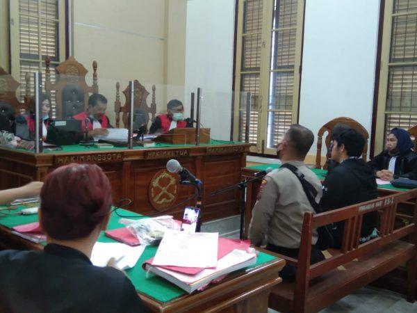 Pecatan Polisi Akui Antar Sabu Ke RTP Polrestabes Medan