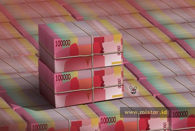 Modal Asing yang Kabur dari Indonesia Rp3,31 Triliun Dalam Sepekan