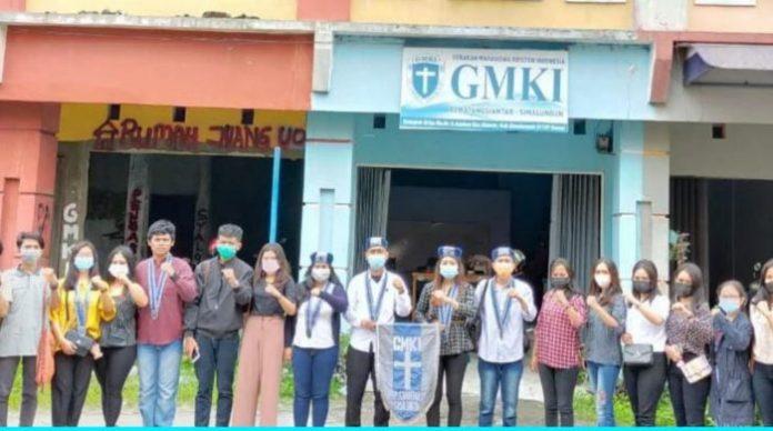 Panitia Diklat Jurnalistik GMKI Cabang Pematangsiantar-Simalungun Dilantik