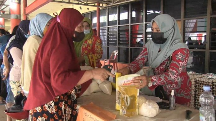 Pemko Medan Gelar Pasar Murah