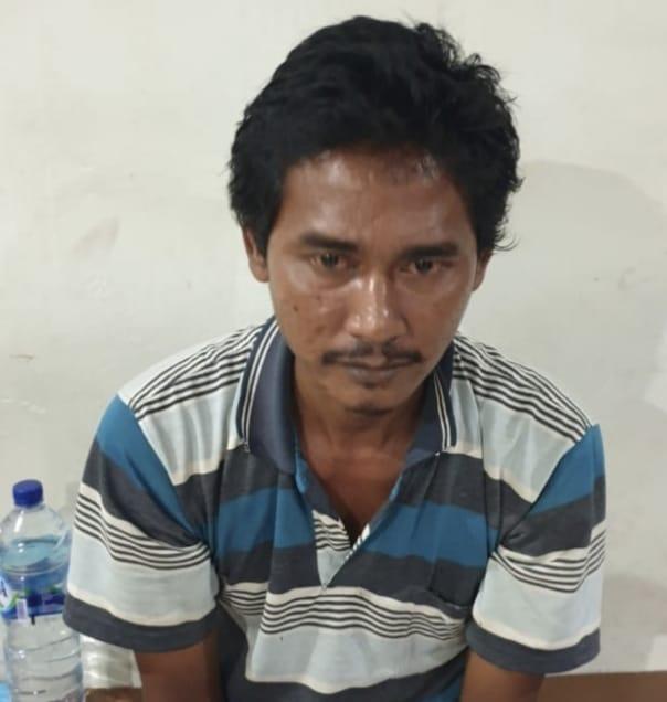 Abang yang Bunuh Adik Pakai Cangkul di Percut Sei Tuan Jalani Pemeriksaan Kejiwaan