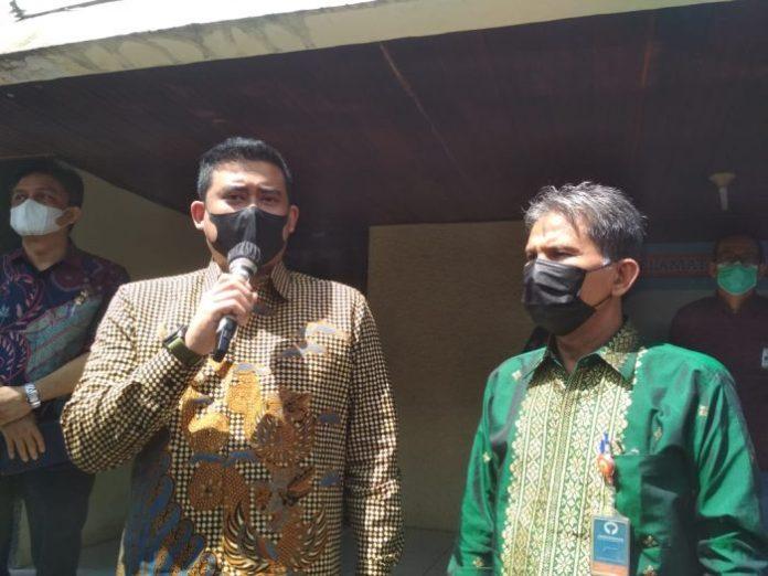 Wali Kota Medan Minta RSUD Pirngadi Tidak Hamburkan Uang