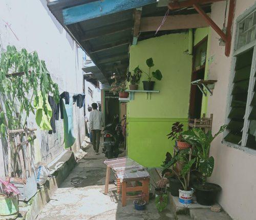 Tujuh Rumah di Kelurahan Bantan Siantar Dilarang Lurah Dikunjungi, Begini Ceritanya