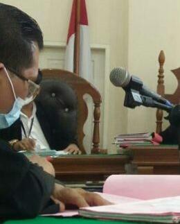 Bawa 10 Kg Sabu, Tiga Kurir Asal Aceh Utara Dituntut Penjara Seumur Hidup