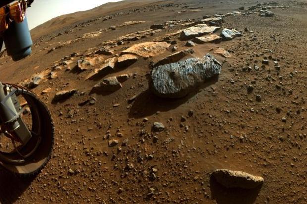 Penjelazah NASA Perseverances Temukan Bukti Adanya Kehidupan Purba di Planet Mars