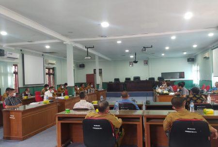 DPRD Siantar Terima Audiensi Cabdisdik Provsu Bahas Instruksi Pemko Larang PTM Terbatas