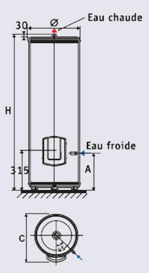 Installation Chauffe Eau. installation d 39 un chauffe eau
